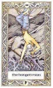 O Pendurado – The Norse Tarot